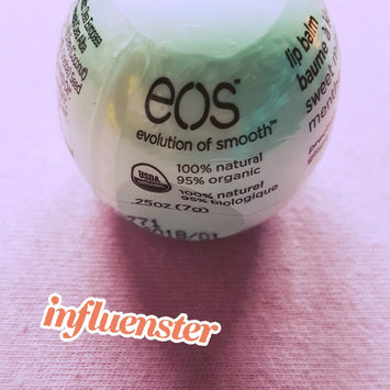 eos® Organic Smooth Sphere Lip Balm uploaded by Mariel D.
