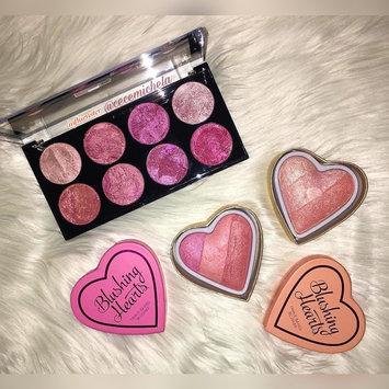 Photo of Makeup Revolution Golden Sugar 2 Rose Gold Ultra Professional Blush Palette uploaded by Michela C.