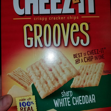 Photo of Cheez-It Grooves™ Zesty Cheddar Ranch uploaded by Brandon M.