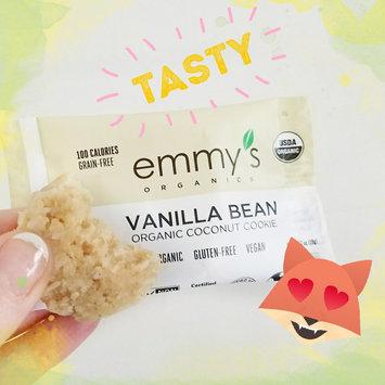 Photo of Emmy's Organics Coconut Vanilla Macaroons - 2 oz uploaded by johannah S.