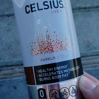 Celsius Inc. 0441006 Celsius, Calorie Burning Drink, Sparkling Cola, 4 Pack, 12 fl oz Each - 4-12 oz uploaded by jackielynn L.
