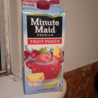 Minute Maid Premium Fruit Punch uploaded by Kimberly L.