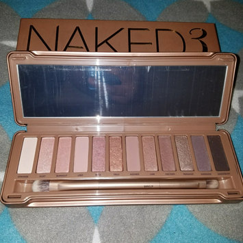 Urban Decay NAKED3 Eyeshadow Palette uploaded by Nashia R.