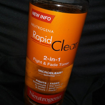 Photo of Neutrogena Rapid Clear 2-in-1 Fight & Fade Toner uploaded by reagan H.