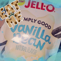 JELL-O Simply Good Vanilla Bean Instant Pudding Mix uploaded by Christianne S.