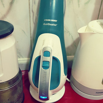 Photo of Black & Decker CWV9610 DustBuster 9.6V Cordless Wet and Dry Hand Vac uploaded by Noor J.