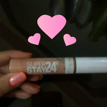 Photo of Maybelline SuperStay 24 Hour Concealer uploaded by Hend B.