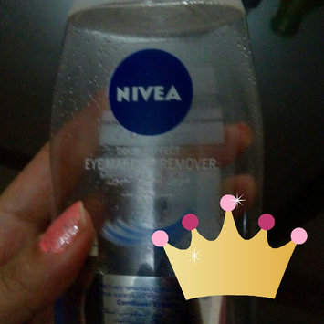 Photo of NIVEA Daily Essentials Extra Gentle Eye Make-Up Remover uploaded by Hend B.