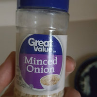 Great Value Minced Onion, 2 oz uploaded by Meghan H.