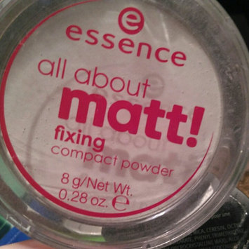 Photo of Essence All About Matt! Fixing Compact Powder uploaded by jessikah C.