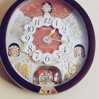 Seiko Melodies in Motion Clock uploaded by Indira H.