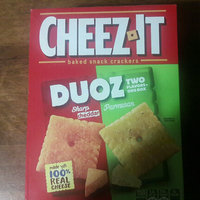 Cheez-It Duoz™ Sharp Cheddar and Parmesan uploaded by Tammy M.