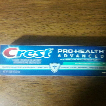 Photo of Crest Pro-Health Advanced Extra Gum Protection Toothpaste uploaded by Tammy M.