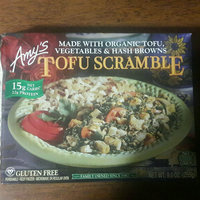 Amy's Kitchen Tofu Scramble uploaded by Tammy M.