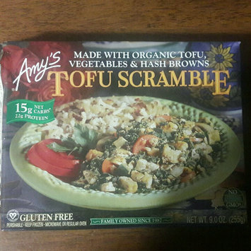 Photo of Amy's Kitchen Tofu Scramble uploaded by Tammy M.