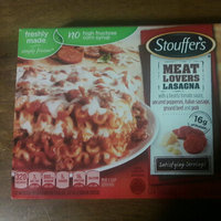 Stouffer's Meat Lovers Lasagna uploaded by Tammy M.
