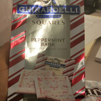 Ghirardelli Limited Edition Holiday Peppermint Bark Chocolate Squares 5.4 oz uploaded by Shakeia R.