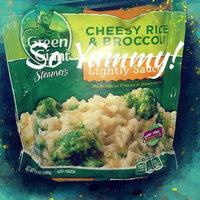 Green Giant® Steamers Cheesy Rice & Broccoli 12 oz. Bag uploaded by Ashley W.