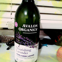 Avalon Organics Nourishing Lavender Hand & Body Lotion uploaded by Sara O.