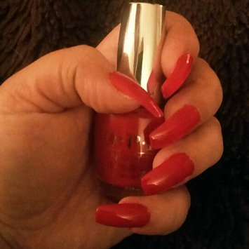 Photo of OPI Infinite Shine Nail Lacquer, Can't Tame a wild Thing HRH47, 0.5 Fluid Ounce uploaded by Melissa B.
