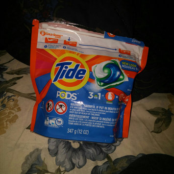 Photo of Tide PODS® Laundry Detergent Original Scent uploaded by Quvante A.
