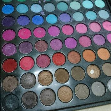 Photo of BH Cosmetics 88 Matte Eyeshadow Palette uploaded by Sparklewolfie C.