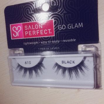 Photo of Salon Perfect Perfectly Glamorous False Lashes, 615 Black uploaded by SaintLee S.