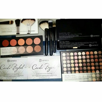 Photo of BH Cosmetics 88 Neutral Eyeshadow Palette uploaded by jessikah C.