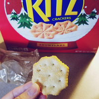 Nabisco RITZ Crackers Snowflake uploaded by Amber M.