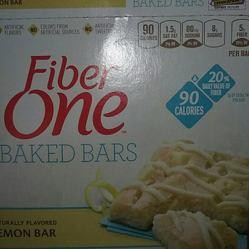 Photo of Fiber One 90 Calorie Lemon Bars uploaded by T. H.