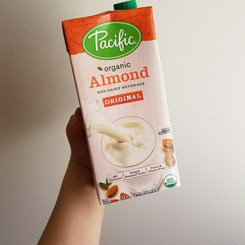 Photo of Pacific Natural Foods Original Almond Non-Dairy Beverage uploaded by Amber M.
