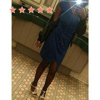 Sweet Stripe Contrast Ponte Dress uploaded by maroon b.