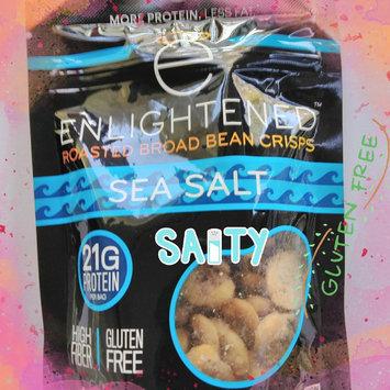 Photo of Enlightened(tm) Roasted Broad Bean Crisps - Sea Salt uploaded by Adeline P.