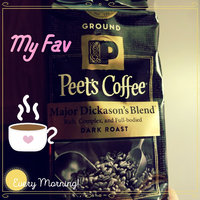 Peet's Coffee Major Dickason's Blend Deep Roast Whole Bean Coffee uploaded by Brie S.
