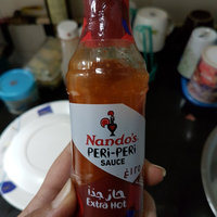 Nandos Peri Peri Sauces 125ml - Lemon & Herb (Mild), Medium, Hot AND Extra Hot Sauce. uploaded by Sakina B.