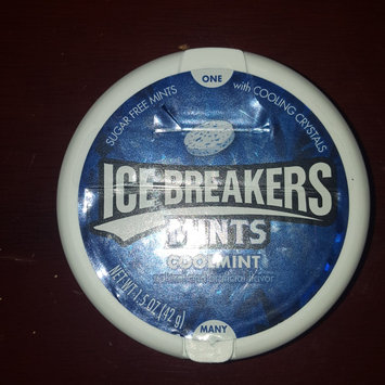 Photo of ICE BREAKERS SUGAR FREE MINTS COOLMINT uploaded by Angelica C.