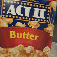 Act II® Butter Microwave Popcorn uploaded by Denisse G.