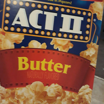 Photo of Act II® Butter Microwave Popcorn uploaded by Denisse G.