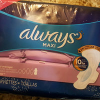 Always Maxi Heavy Overnight Pads - 27 Count uploaded by Bethany L.