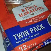 King's Hawaiian® Original Hawaiian Sweet Rolls 24 ct Bag uploaded by Koraima P.