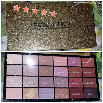 Photo of Makeup Revolution Golden Sugar 2 Rose Gold Ultra Professional Blush Palette uploaded by Sky G.