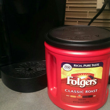 Photo of Folgers Coffee Classic Roast uploaded by Anastasia R.