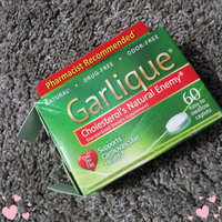 Garlique Standardized Dietary Supplement 60 ct uploaded by Maria G.