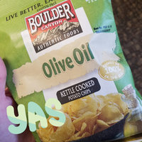 Boulder Canyon BG11128 Boulder Olive Oil Kettle Chip - 12x5OZ uploaded by Wilhelmina🌹 M.