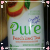 Crystal Light Pure On the Go Peach Iced Tea Drink Mix uploaded by shenice c.