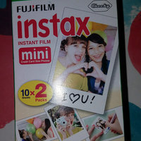 Fujifilm Instax Mini Twin Pack Instant Film [Standard Packaging] uploaded by Koraima P.