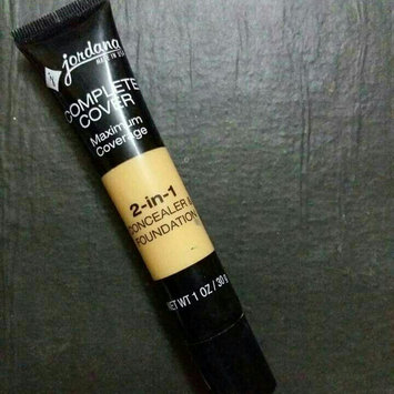 Photo of JORDANA Complete Cover 2-in-1 Concealer uploaded by Hend B.