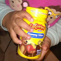 Lil Critters Vitamins Lil Critters Gummy Vites, Multivitamin And Mineral Formula For Kids uploaded by Whitney G.