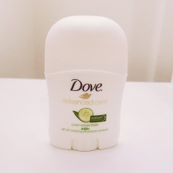 Photo of Dove® go fresh Cool Essential Cucumber & Green Tea Scent Anti-Perspirant Deodorant uploaded by Amber M.
