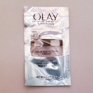 Photo of Olay Regenerist Luminous Skin Tone Perfecting Cream uploaded by Amber M.
